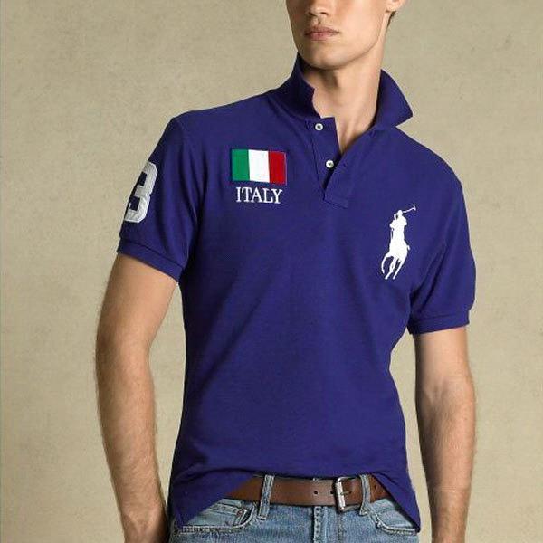 4cf89d5fdf4eab 2-lot-mens-medium-ralph-lauren-polo-shirt-polo-bear-t-shirt -excellent-rare-nr-in-china-wholesale-1