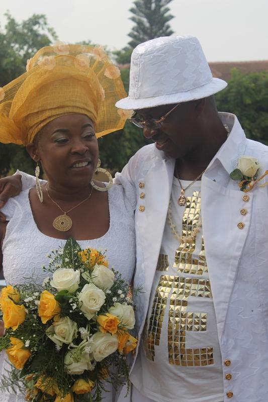 rita marleys daughter sharon marley marries ghanaian