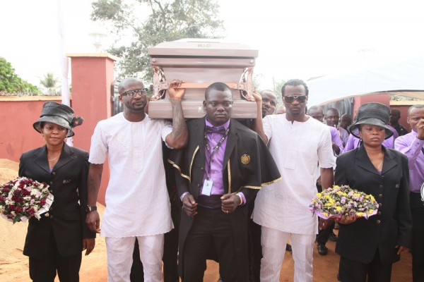 All the Photos: Nigerian music duo P-Square lays their dad