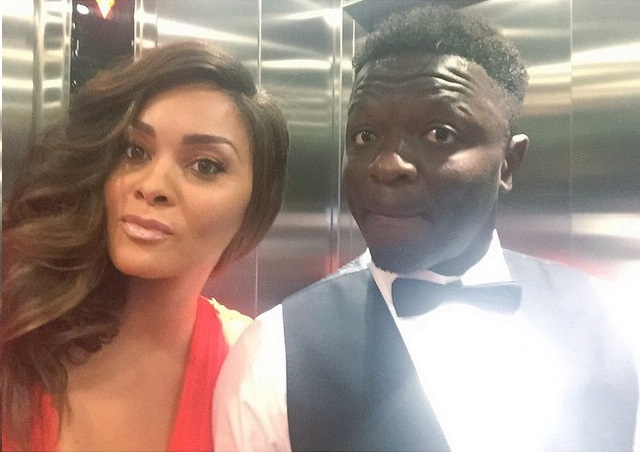 More Photos Sulley Muntaris Wife Menaye Donkor Pregnant With First Child