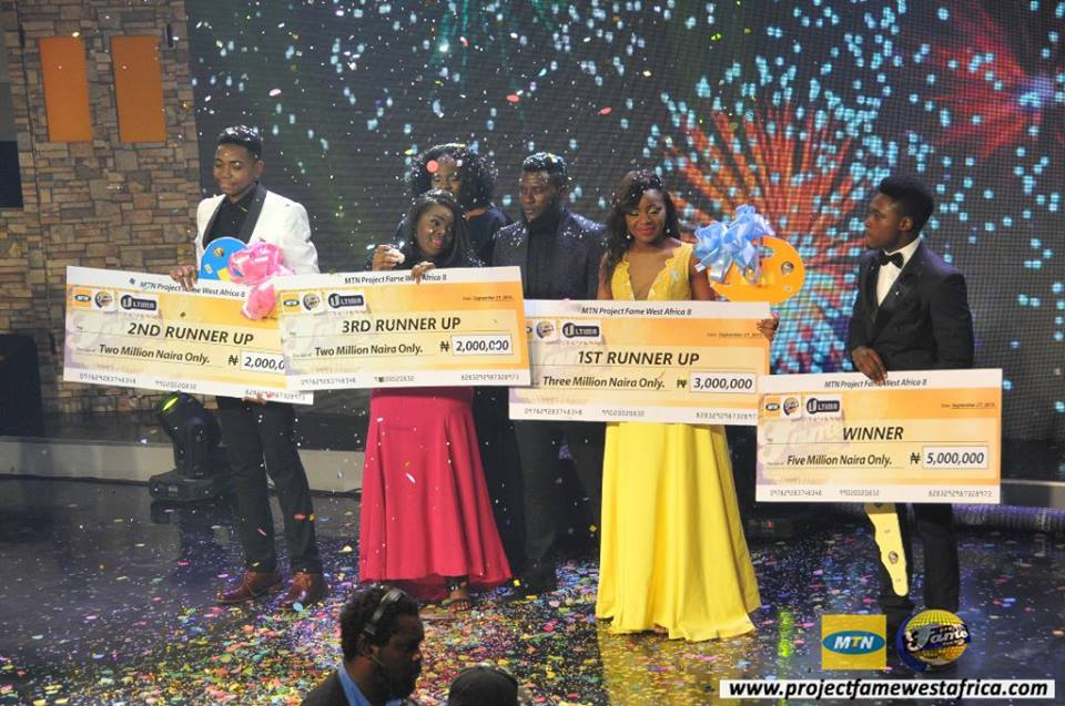 Image result for mtn project fame winners