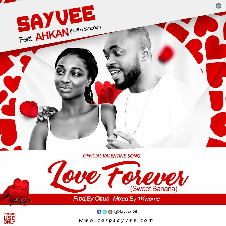 Listen Up: SayVee ft Ruff N Smooth - Love Forever (Banana) - NYDJ Live