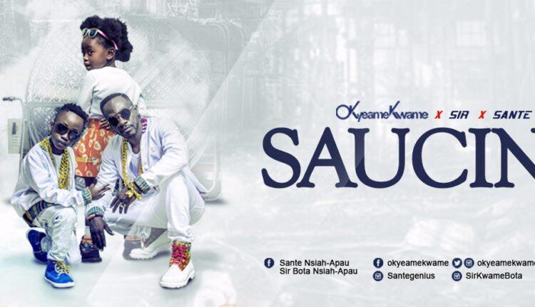 Okyeame Kwame Saucing