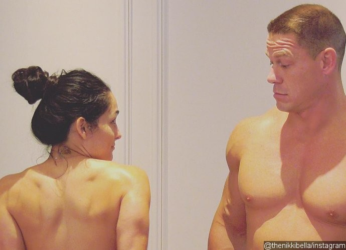 Wwe nikki bella naked in the shower opinion
