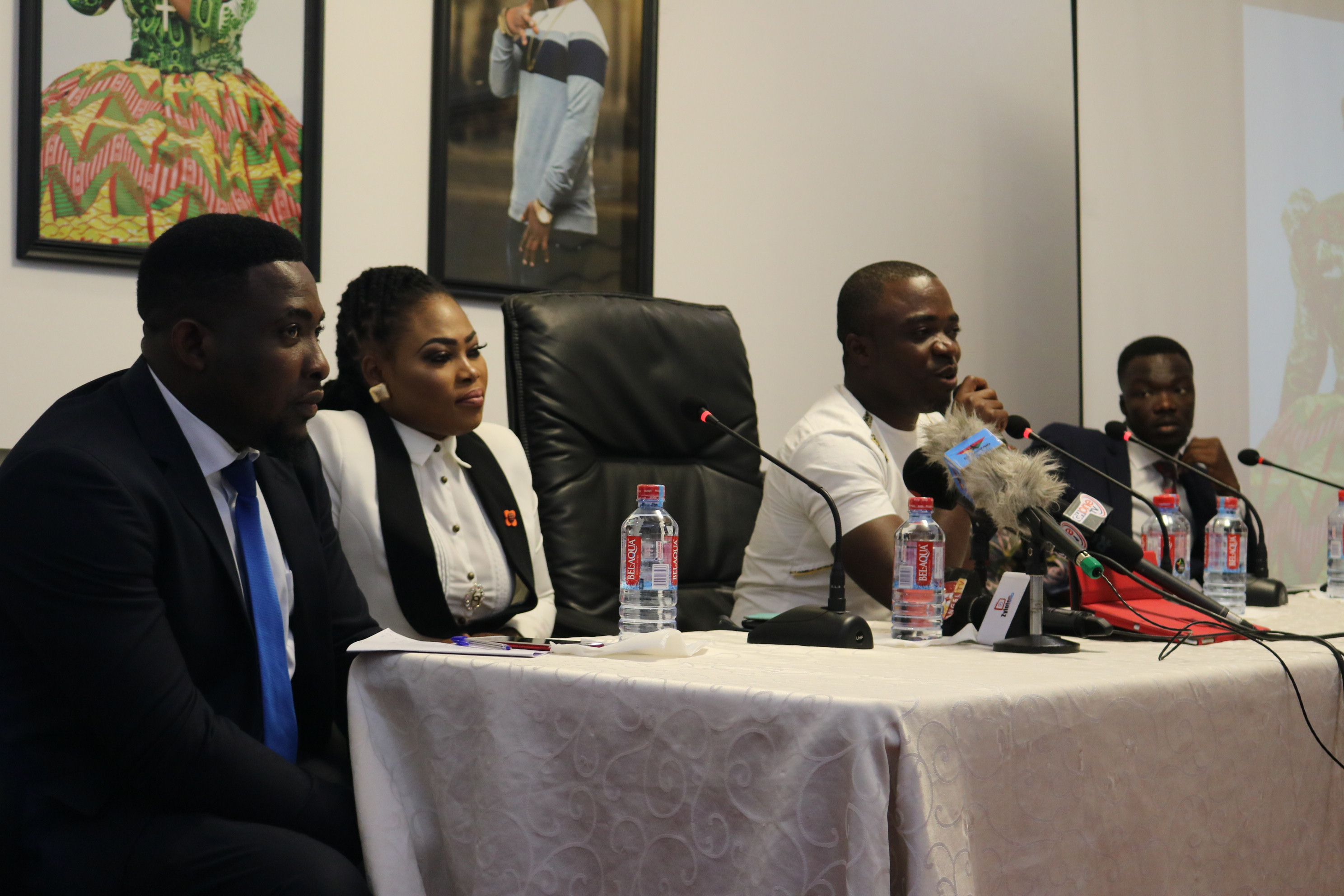Contract Details: Joyce Blessing And Obibini Boafo Required