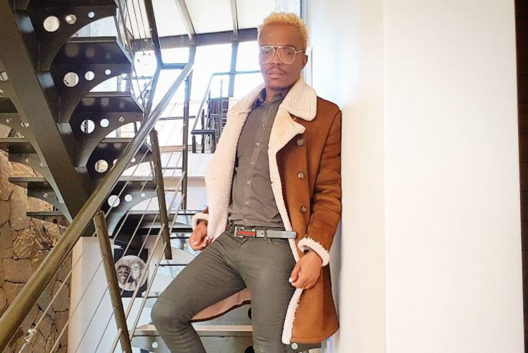 South Africa's Somizi Reveals How He Found Love In A New Man