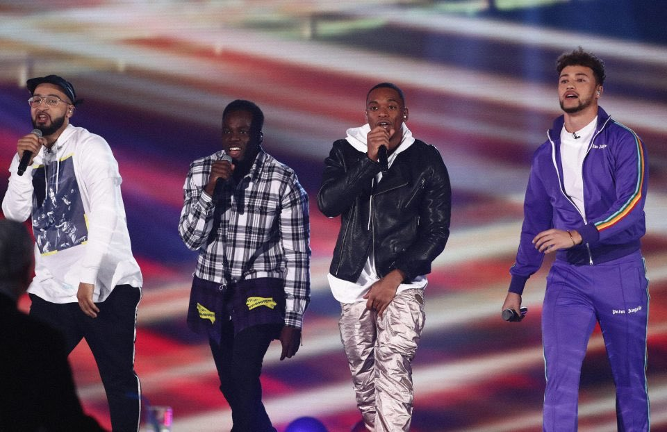 The X Factor 2017: Rak-Su Crowned The WINNERS With Original