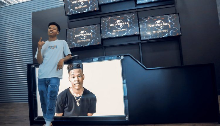 Nasty C Signs to Universal Music