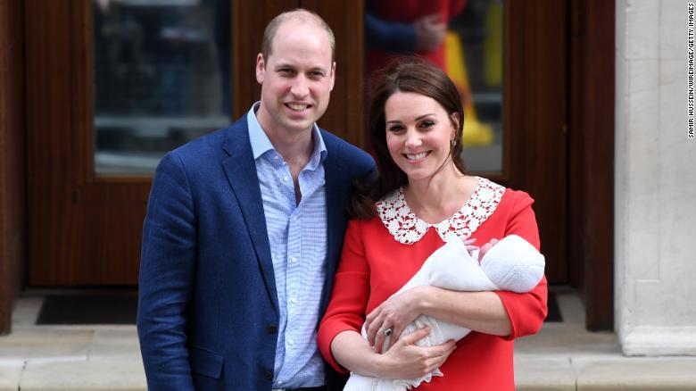 RoyalBaby: Duchess of Cambridge Gives Birth to Baby Boy