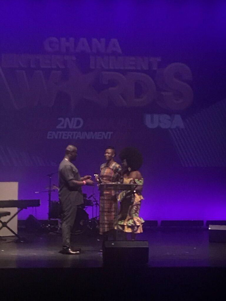 2018 Usa Btm C Fee Proposal Workshop Series: 2018 Ghana Entertainment Awards USA