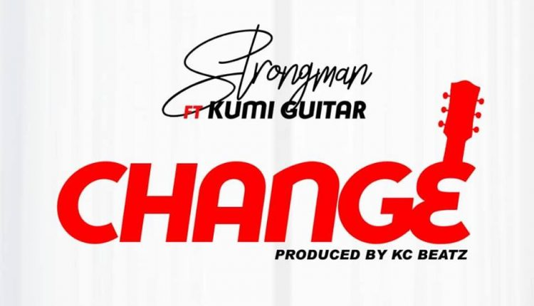 Strongman – Change