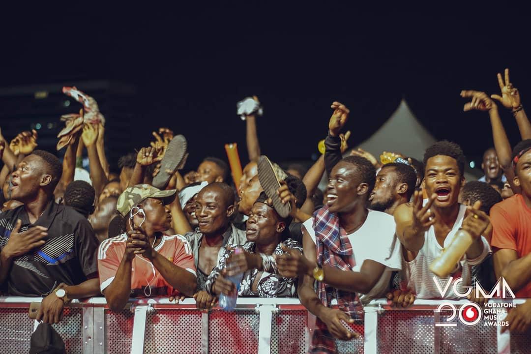 Livestream: 20 Vodafone Ghana Music Awards Experience