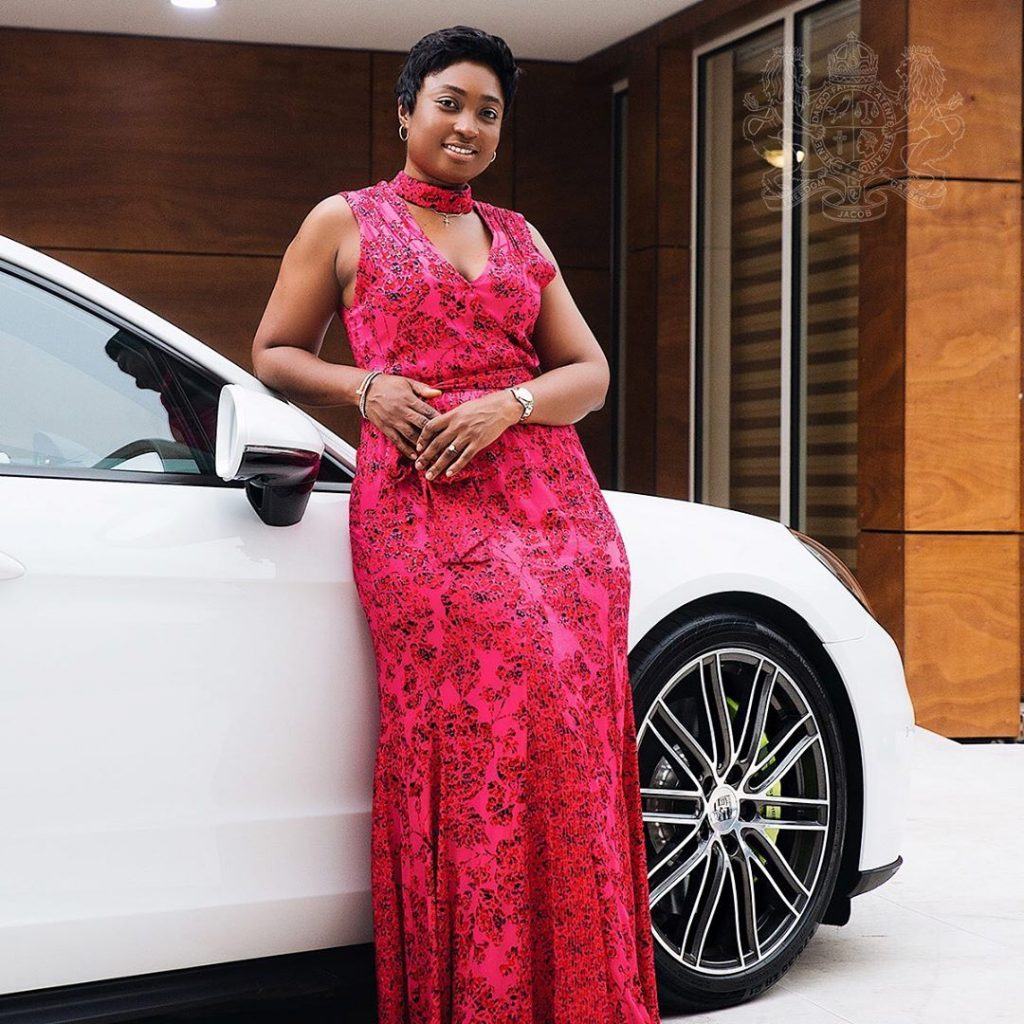 Check out Ghana's millionaire, Cheddar gifts to his wife on her birthday - video 4