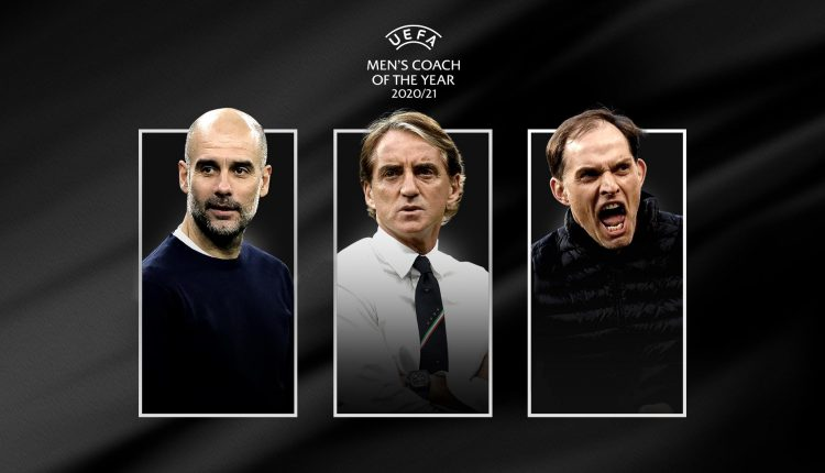 UEFA Men's Coach of the Year