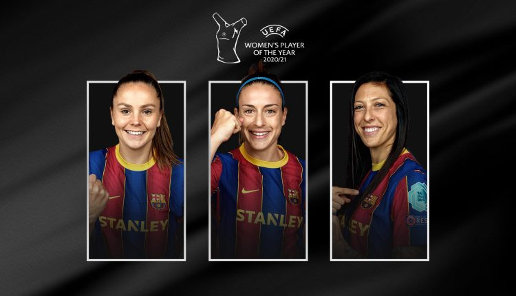 UEFA Women's Player of the Year